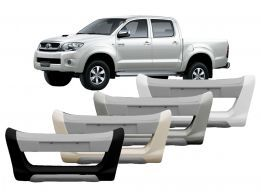 Protetor Frontal Overbumper Stribus para Toyota Hilux 2009 / 2011