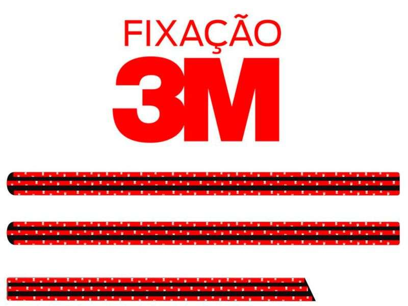 Fita 3M para Friso Lateral do March