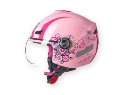 Capacete Texx Arsenal Vr. New Breeze Pink XL-61