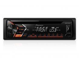 CD Player Pioneer DEH-S1080UB - USB Frontal / MIXTRAX / Interface iPod iPhone Android /