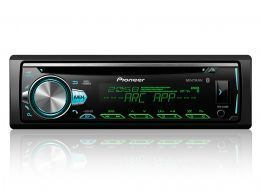 CD Player Pionner DEH-X50BR - Bluetooth / MIXTRAX / USB / Interface Android e iOS