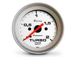 Manômetro de Turbo